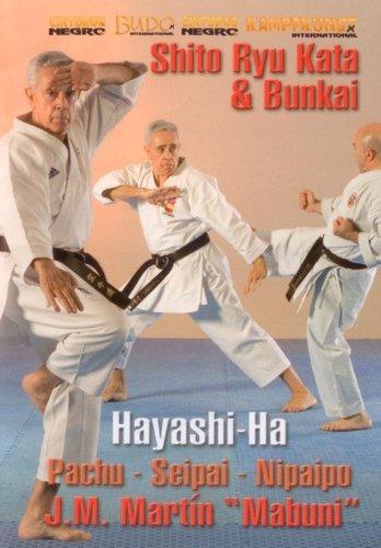 Shito Ryu Karate Kata & Bunkai Hayashi-Ha