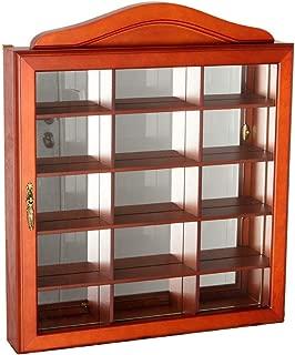 662539 Gicos Meuble vitrine vitrine Bahut Meuble Rangement Shabby Chic 55/x 145/cm Art