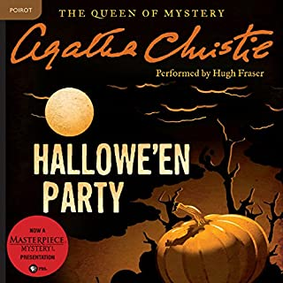 Hallowe'en Party cover art