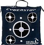 Delta McKenzie Cyberstop Bag Cybertop Target, Blue