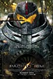 Pacific Rim (2013) 27 x 40 Movie Poster Style A