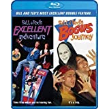 Bill & Ted's Most Excellent Double Feature (Bill & Ted's Excellent Adventure / Bill & Ted's Bogus Journey) [Blu-ray]