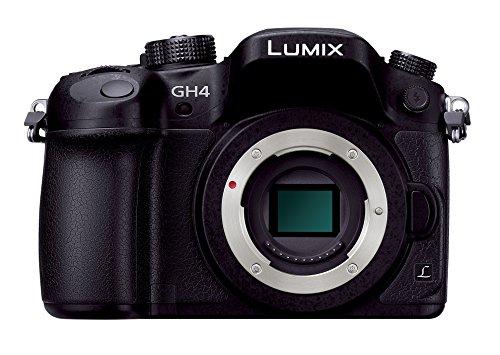 Panasonic Mirror-Less SLR LUMIX GH4 Body Black DMC-GH4-K International Version (No Warranty)
