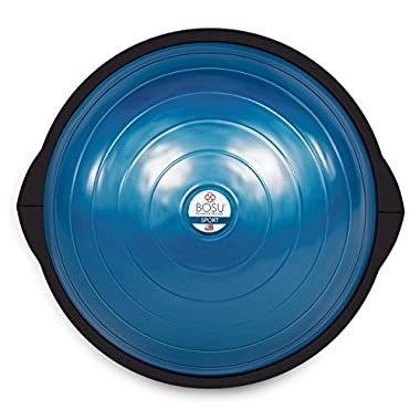 Bosu Sport Balance Trainer, Blue/Black