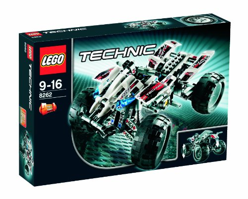 LEGO Technic 8262 - Quad Bike
