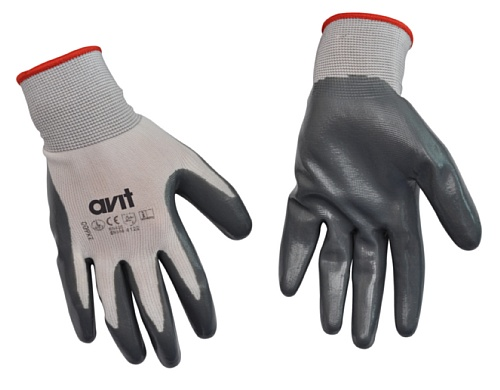 Avit AV13072 Arbeitshandschuhe Nitril-beschichtet