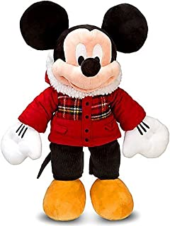 Disney Holiday 2011 Mickey Mouse Exclusive 18-Inch Plush [Plaid]