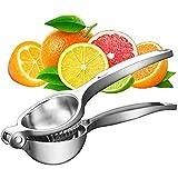 VNUWFM Exprimidor Manual Exprimidor De Limón Portátil Doméstico Se Puede Colgar Y Exprimidor De Cítricos Lavable Aleación De Aluminio Espesa