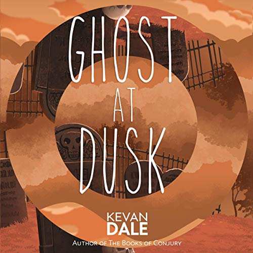 Ghost at Dusk: A Novel audiobook cover art