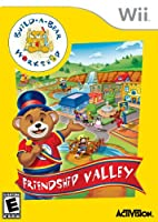 Build-A-Bear Workshop: Friendship Valley (Nintendo Wii)