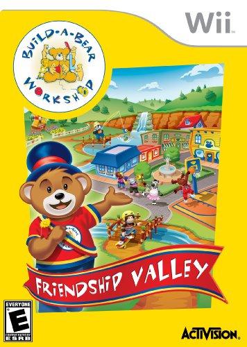 Build-A-Bear Workshop: Friendship Valley (Nintendo Wii)