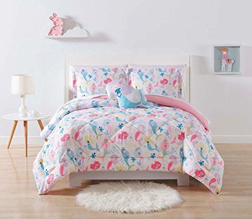 My World CS2323FQ-1500 Mermaids Comforter Set, Full/Queen