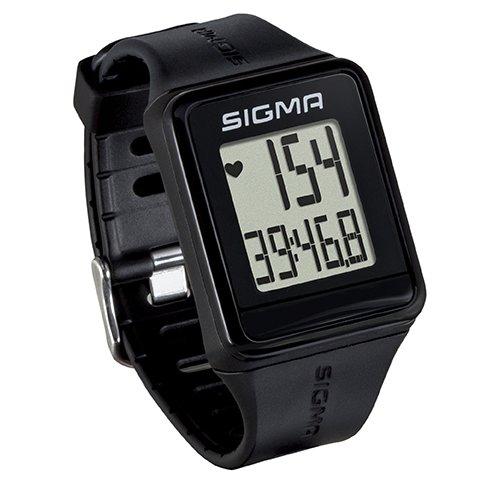 SIGMA Montre Cardio fréquencemètre 24500_Noir