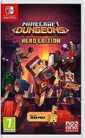 Minecraft Dungeons: Hero Edition - Nintendo Switch - NL versie