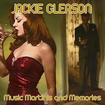 Music, Martinis, and Memories Medley: Once in a While / I Can't Get Started / I Got It Bad and That Ain't Good / My Ideal / Yesterdays / I Love You (Je T'Aime!) / Unforgettable / How High the Moon / I'll Be Seeing You / Shangri-La / I Remember you