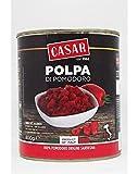 Polpa di pomodoro Casar Sardegna barattolo 800gr x12 pz