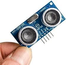 ZHONGJIUYUAN 10PCS Ultrasonic HC-SR05 HY-SRF05 Distance Module Sensor for UNO R3 MEGA2560 Due