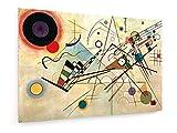 weewado Wassily Kandinsky - Komposition VIII 120x80 cm