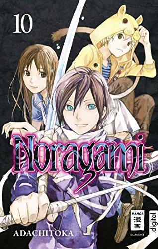 Noragami 10 (German Edition)