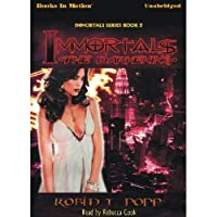 Immortals: The Darkening by Robin T. Popp (Immortals Series Book 2) from Books In Motion.com【洋書】 [並行輸入品]