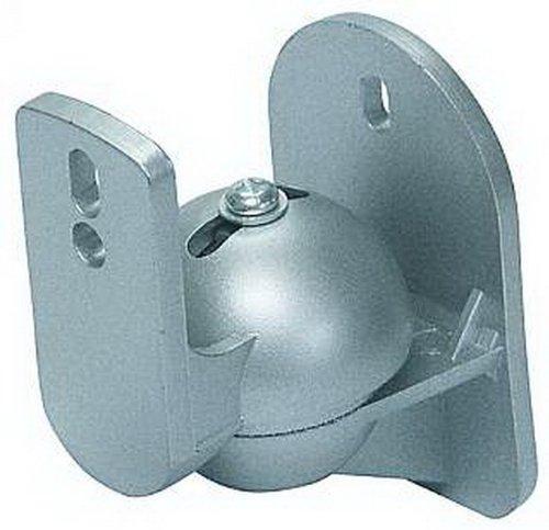 Wandhalterung für Lautsprecher, LB-W 5S, 5kg belastbar, 15°schwenkbar, PAAR