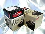 ブレーキパッド 低ダスト AUDI アウディ S5 3.0 クワトロ QUATTRO 8TCGWF/8TCGWL リア1台分 LP2106