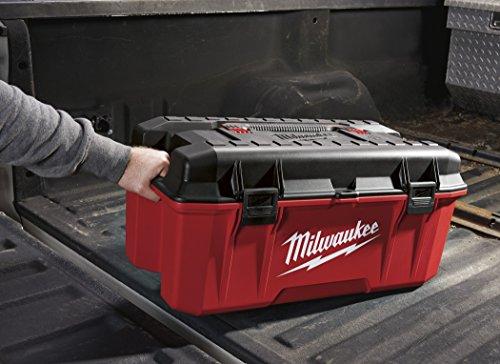 MILWAUKEE 26 In. Jobsite Toolbox