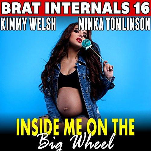 Inside Me on the Big Wheel audiobook cover art