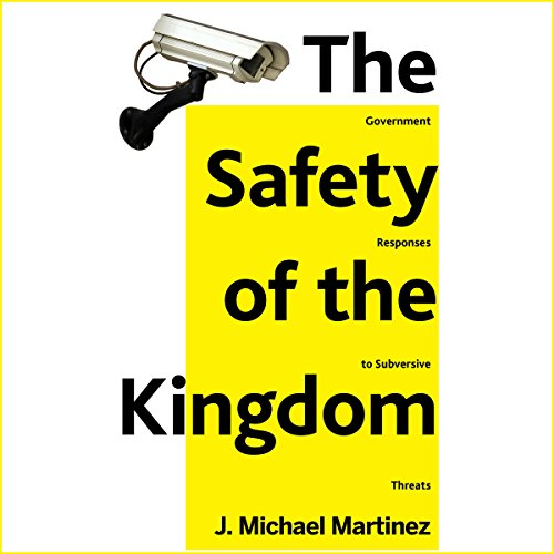 The Safety of the Kingdom audiobook cover art
