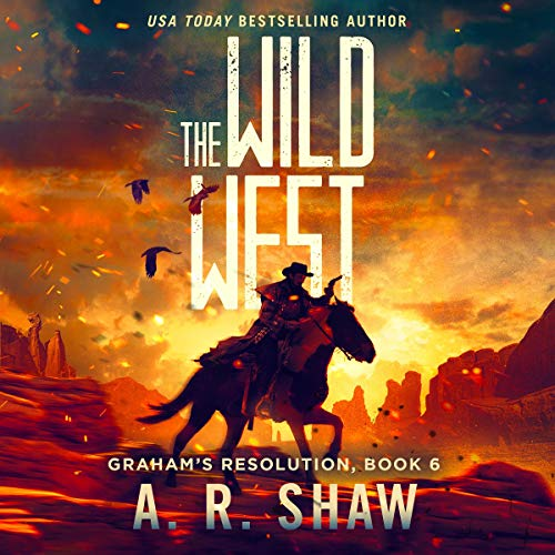 The Wild West cover art