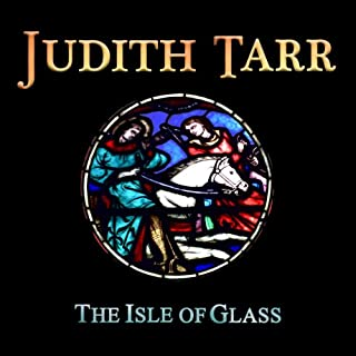 The Isle of Glass audiobook cover art