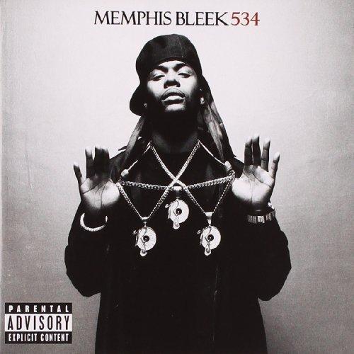 534 by Memphis Bleek (2005) Audio CD