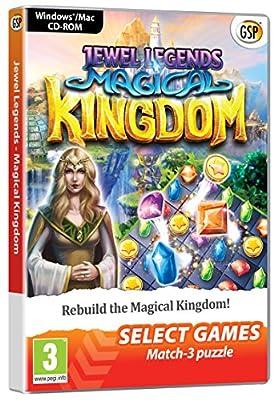 Select Games: Jewel Legends - Magical Kingdom (Mac/PC CD)