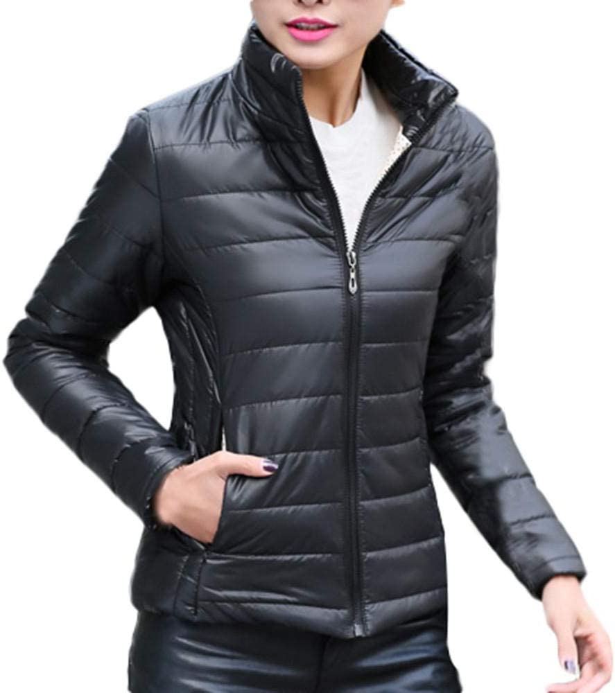 Happy-W Winter Coat Popular product Ultra Light White Duck Down Slim Winte Super intense SALE Women