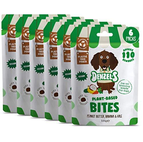 Plant-based Bites from Denzel's