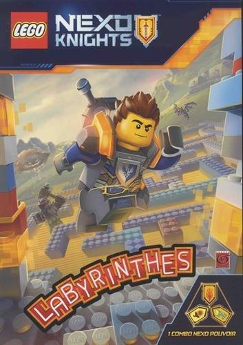 LEGO Nexo Knights Labyrinthes 01 (TOURNON LEGO)