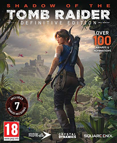 Shadow of the Tomb Raider: Definitive Edition | Código Steam para PC