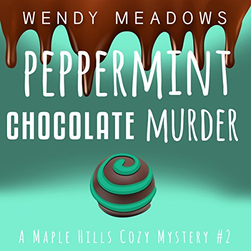 Peppermint Chocolate Murder cover art