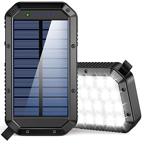 solar powered battery - 2