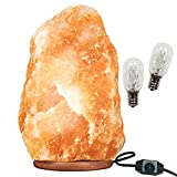 Large Dimmable Himalayan Salt Lamp