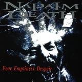 Napalm Death: Fear,Emptiness,Despair (Audio CD)