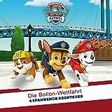 Die Ballon-Wettfahrt: Paw Patrol 9-12