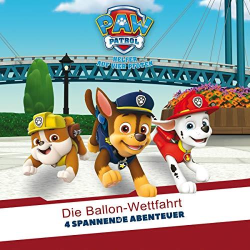 Die Ballon-Wettfahrt Titelbild