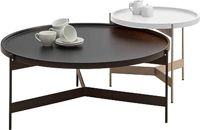 HU Design Couchtisch Tisch HN-777 Hochglanz