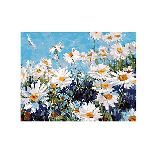 styleinside Peinture d'impression Riche Et Colorée, Peinture de Mur de Maison de Décoration Non-tissée de Tissu, 5
