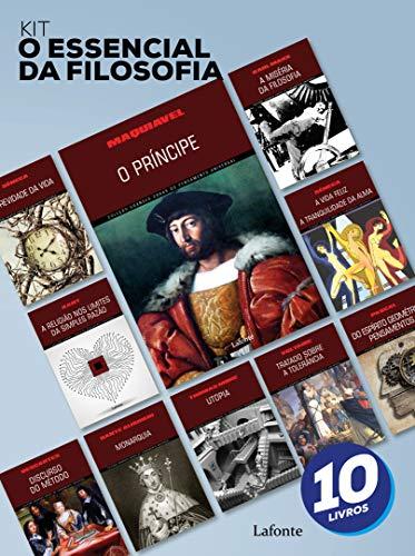 Kit O Essencial Da Filosofia - 10 Livros