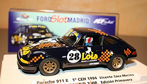 FLy - Scalextric Slot 99116 Special Edition Foro Slot Compatible 911 s
