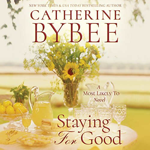 Staying for Good audiobook cover art