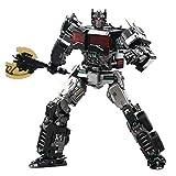 Transformers Model, Deformation Toy King Kong Optimus Prime S-Pillar Black Alloy Version LS-13B