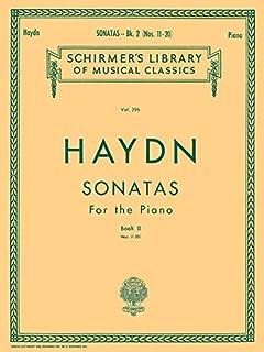 20 Sonatas - Book 2: Schirmer Library of Classics Volume 296 Piano Solo